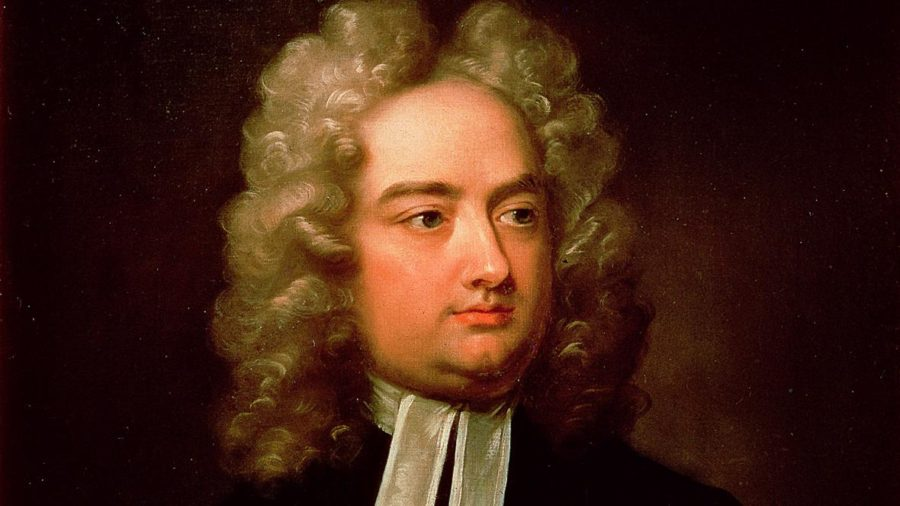 The Portrait of Jonathan Swift - How to write poetry
