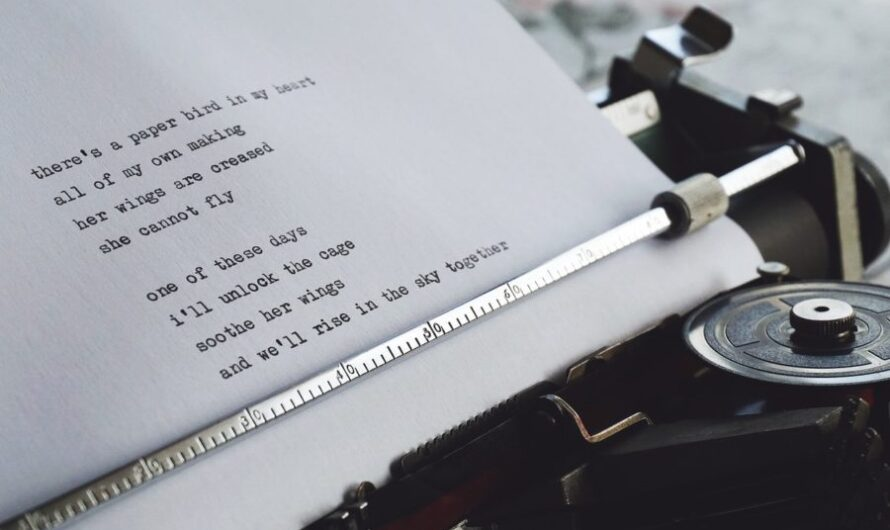 How to Write Poetry | 11 Best Tips for Beginners