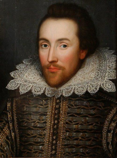 How to write poetry - William Shakespeare